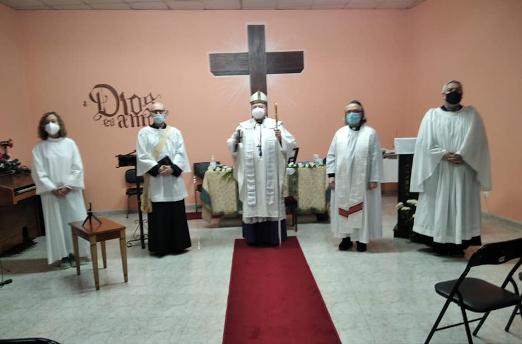 Ordenaciones en la parroquia de Vigo