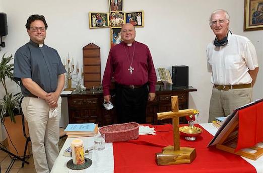Visita episcopal a Torre del Mar