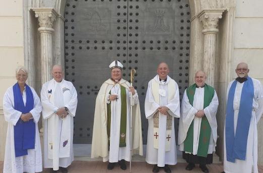 Nuevo rector para la parroquia de San Fulgencio (Alicante)