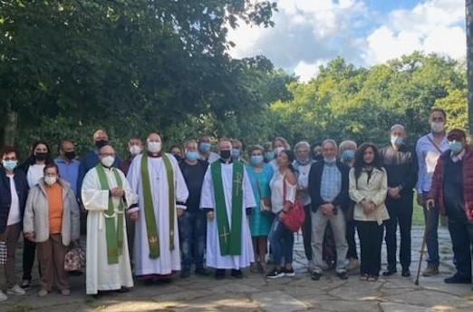 Nueva congregación en Santiago de Compostela