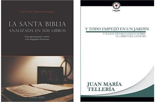 Nuevos libros del teólogo D. Juan Mari Tellería