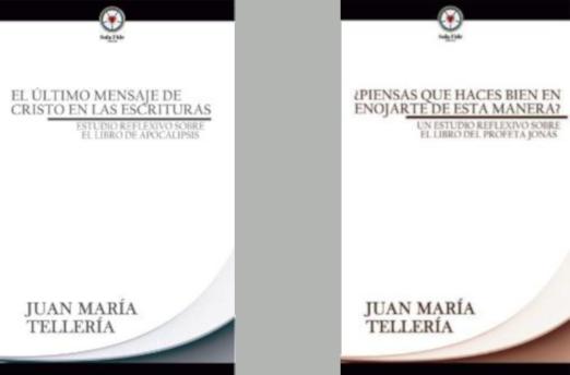 Más libros del teólogo D. Juan Mari Tellería